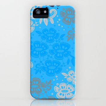 Floral Pattern #6 iPhone Case by Ornaart | Society6