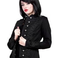 MJ Jacket Black