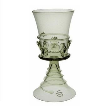 G419 Prunted Wine Glass - £22.50 : Zen Cart!, The Art of E-commerce