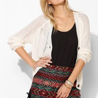 Lucca Couture Drop Needle Cardigan - Urban Outfitters