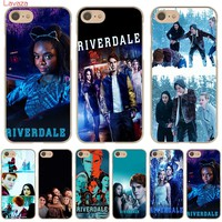 Lavaza Riverdale Season Hard Phone Case for Apple iPhone X 10 8 7 6 6s Plus 5 5S SE 5C 4 4S Cover Coque Shell