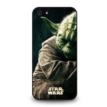 MASTER YODA STAR WARS 2 iPhone 5 / 5S / SE Case Cover