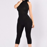 Ricki Jumpsuit - Black