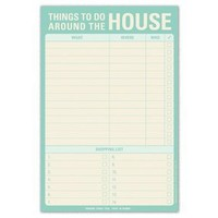 Things To Do Around The House Pad ? Honey Do List by Knock Knock