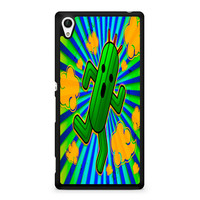 Running Cactus For Sony Xperia Z4 Case