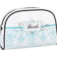 Bride Travel Bag - Aqua
