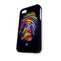 Adidas Finger Print iPhone 4/4S Case