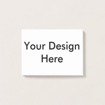 Customized Post-it Notes
