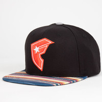 Famous Stars & Straps Native Boh Mens Hat Black