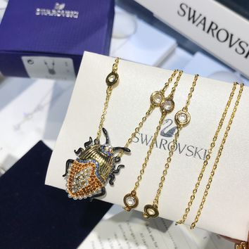 DCCK 1541 Swarovski explores the magic of the MAGNETIC MAGNETIC MAGNETIC children's necklace sweater chain