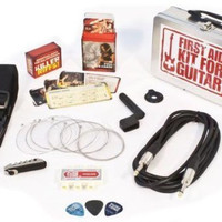 First Aid Kit For Guitar - Electric. Essential Items For All Guitarists