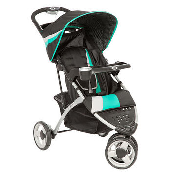 S1 By Safety 1st Trivecta 3-Wheel Stroller - Emerald