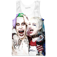 Joker And Harley Quinn Tank