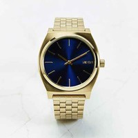 Nixon Metal Time Teller Blue Watch