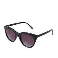 FOREVER 21 Mod Cat-Eye Sunglasses