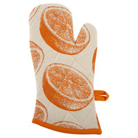 Orange Oven Mitt, Orange, Pot Holders & Mitts
