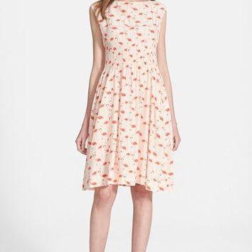 Women's kate spade new york 'flamingo blaire' dress