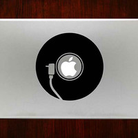 "Record player sound track m715 Design Decal Sticker Vinyl For Macbook Pro Air Retina 13"" 15"" 17"" Inch Laptop Cover"