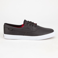 Lakai Camby Mens Shoes Black/White  In Sizes