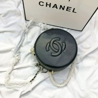 Chanel 2018 Women's Exquisite Fashion Chain Bag F-AGG-CZDL