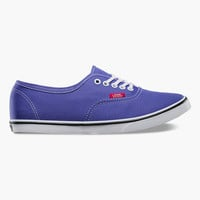 Vans Authentic Lo Pro Womens Shoes Purple  In Sizes