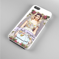 Marina And The Diamond I Hate Everything Iphone 5s Case