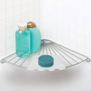 Wire Bathtub Corner Shelf