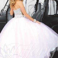 Tiffany 61118 at Prom Dress Shop