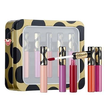 Disney Minnie Beauty: Minnie-ature Cream Lip Stain Set - SEPHORA COLLECTION | Sephora