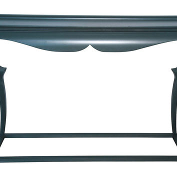 Cassius Console, Blue, Console Table