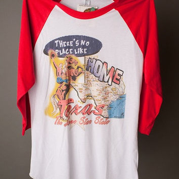 "Gina ""There's No Place Like Home Texas"" Tee"