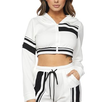 No Parking Two Piece Athletic Leisure Set