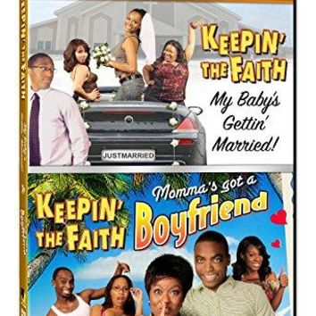 Keepin' the Faith: My Baby'S Getting Married / Momma'S Got a Boyfriend Double Feature