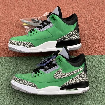 "[Free Shipping ]Air Jordan 3 ""Tinker Hatfield""  (AJ3-867493)  Basketball Shoes"