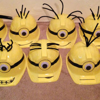 Minion Birthday Party/Play Hat (each hat)