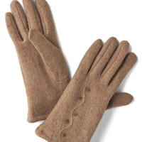 Cinnamon French Toasty Gloves | Mod Retro Vintage Gloves | ModCloth.com