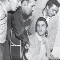 Million Dollar Quartet - Elvis, Jerry Lee Lewis, Carl Perkins & Johnny Cash Poster College Decoration Dorm Decor