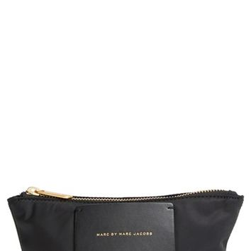 MARC BY MARC JACOBS 'Small Preppy Legend' Nylon Cosmetics Case