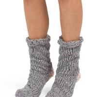 Winters Tale Slipper Socks - Women - T.J.Maxx