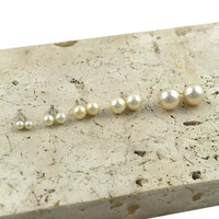 Perfect Pearls in Ivory