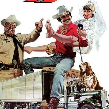 Smokey and the Bandit Movie Poster 11x17