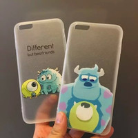 Hot Sale Stylish On Sale Hot Deal Cute Iphone 6/6s Iphone Cartoons Phone Case [6034060545]