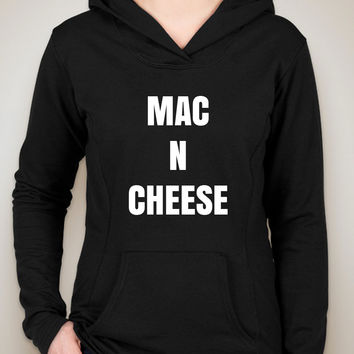 """Mac N Cheese"" Unisex Adult Hoodie Sweatshirt"