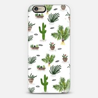 CACTUS ARE MY FRIENDS iPhone 6 case by Kris Tate | Casetify