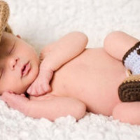 Newborn Baby Girls Boys Crochet Knit Costume Photo Photography Prop = 4457567236