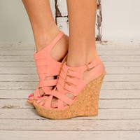 - Pink Wedges #