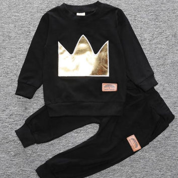 The King Is Me 2 Piece Set