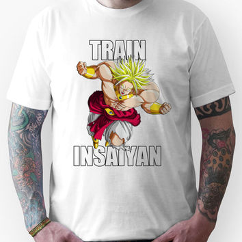 Broly Train Insaiyan Unisex T-Shirt