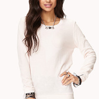 FOREVER 21 Everyday Knit Top