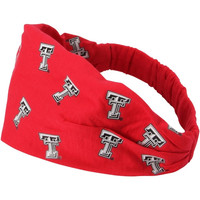 Texas Tech Red Raiders Women's Headband - Scarlet